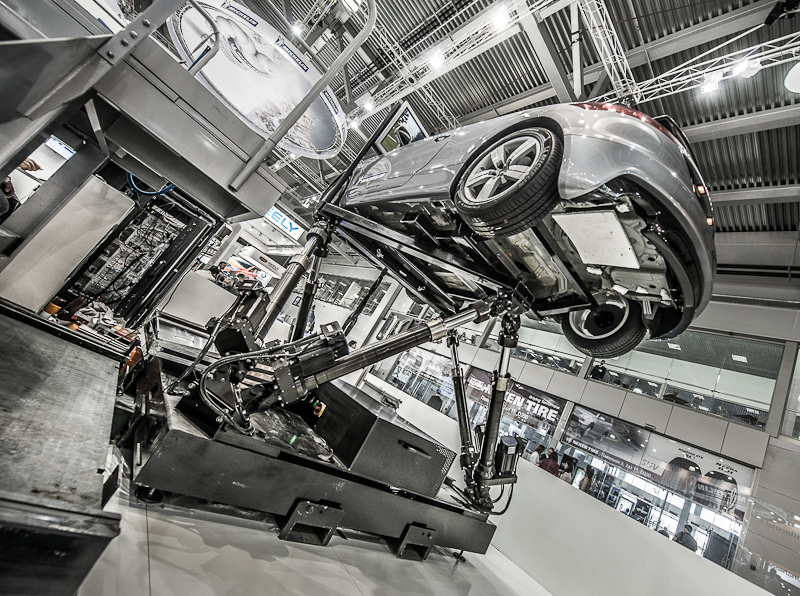 Репортаж с Московского Автомобильного Салона 2012