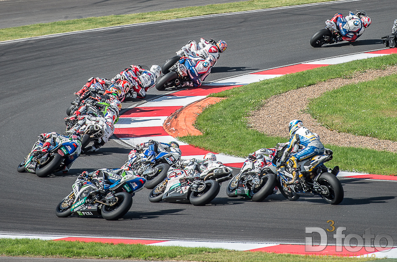 Michel Fabrizio WSBK crash